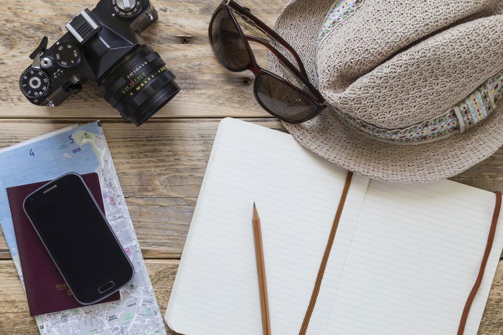Comment faire un carnet de voyages ? 5 conseils