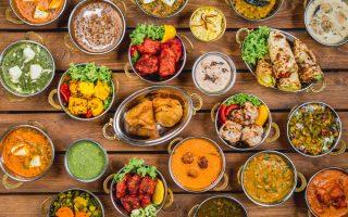 Que mange-t-on dans un restaurant indien ?